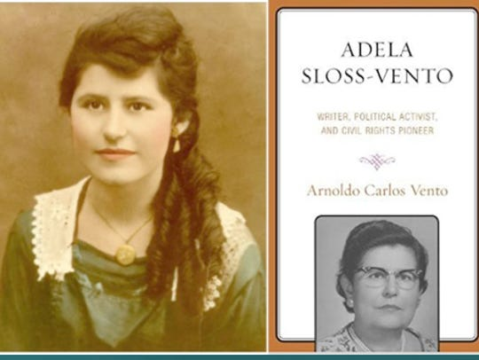 A book by her son, Arnoldo Carlos Vento, about her