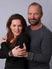 Rachel Tucker and Sting currently star in 'The Last