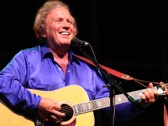 Singer-songwriter Don McLean appears Friday at the