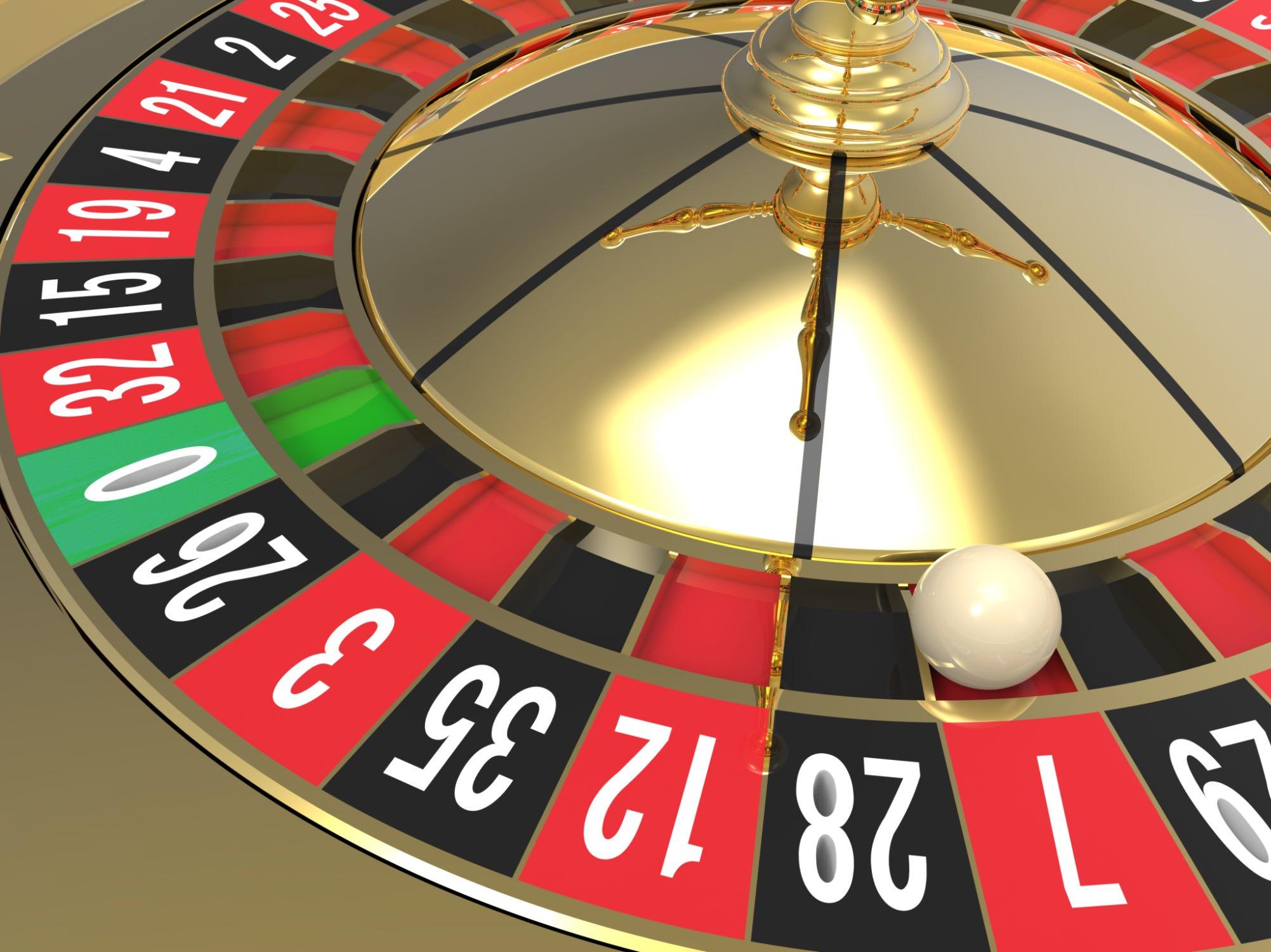 No gambling slogans