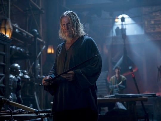 "Jeff Bridges stars in mystical epic ""Seventh Son."""