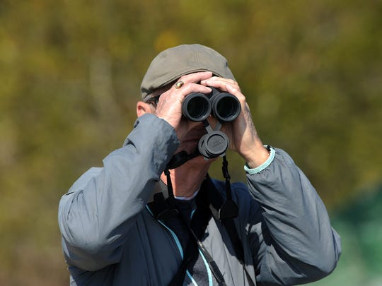 Join the Audubon Society for Birds & Brew on Sunday as they watch wintering finches and other winter songbirds.