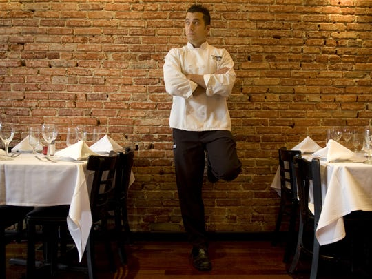 Bistro di Marino Owner/Executive Chef Jimmy Marino is celebrating 15 years in Collingswood with a big contest.