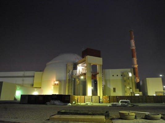 AP MIDEAST IRAN NUCLEAR PRIMER I FILE IRN