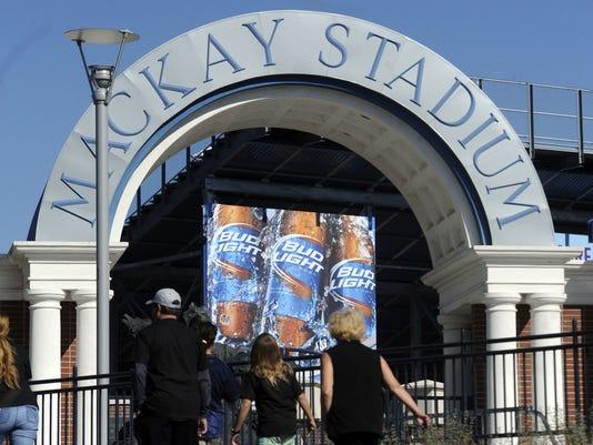 BudLightMackay 100911 Beer Football Alcohol