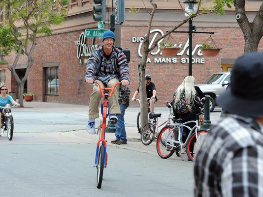 Burrito Bike Ride