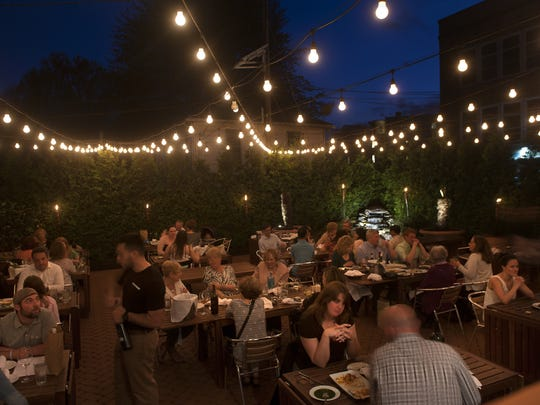 Bistro di Marino set the bar on eating outdoors in Collingswood.
