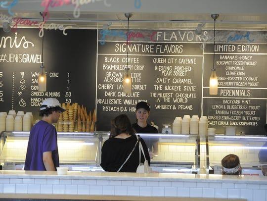 Nashville is Jeni's Splendid Ice Creams' largest market