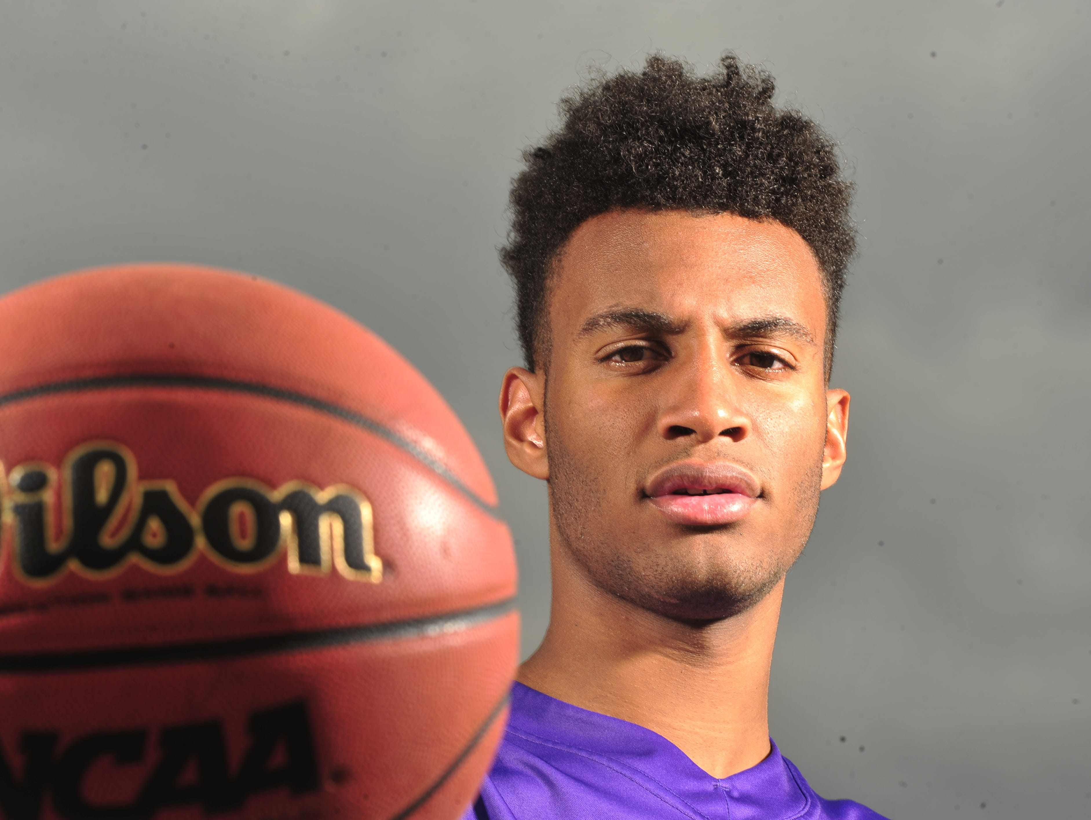 CPA's Braxton Blackwell averaged 20.7 points, 10.5 rebounds and 4.9 assists a season ago.