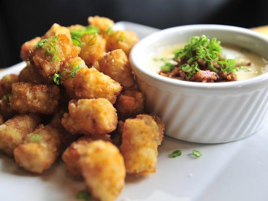 Tator tot fondue from Burger Republic