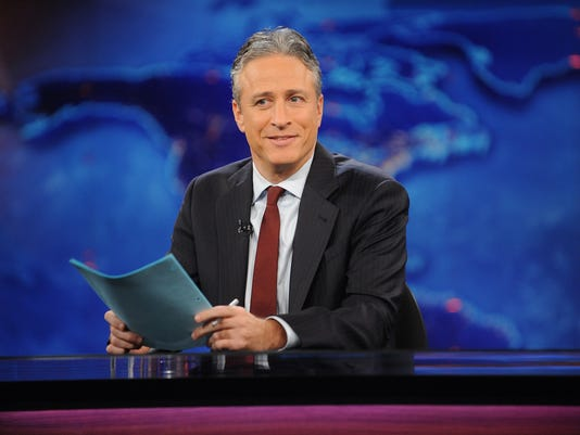 AP THE DAILY SHOW WITH JON STEWART PRESENTS BONO A ENT ACE USA NY