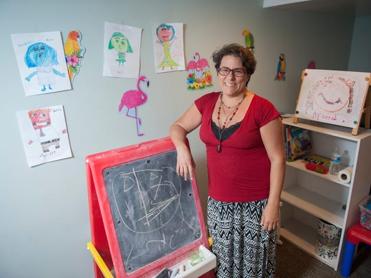 Sarah Mello, whose therapy practice is based in Mount Laurel, will conduct a workshop at the end of the month to help parents better understand childhood tantrums.