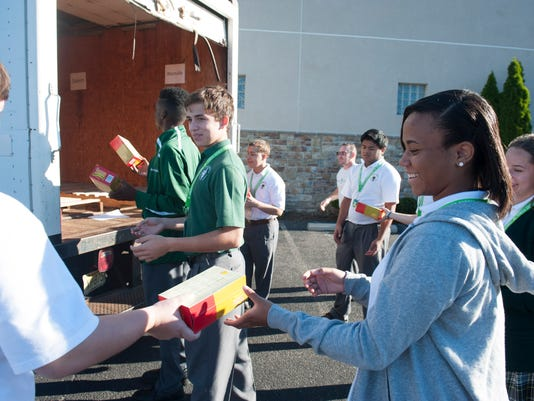 FOOD RELAY