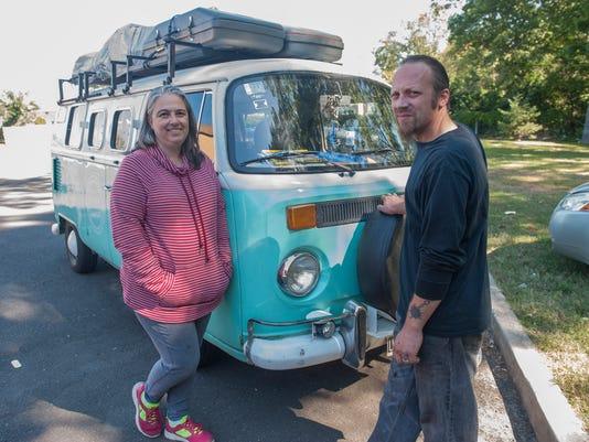 Argentine family van