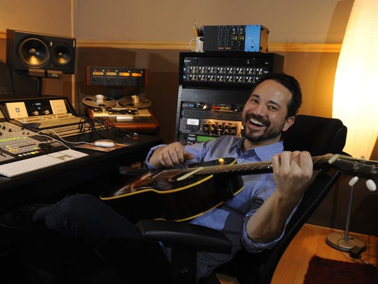 """Music producer Dave Brainard earned a Grammy nomination for his work on Brandy Clark's """"12 Stories"""" album. He also has produced country artists such as Jamey Johnson and Jerrod Niemann."""