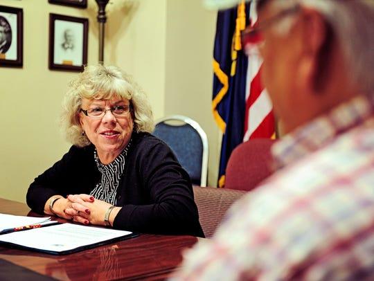 Sec. of State Linda McCulloch