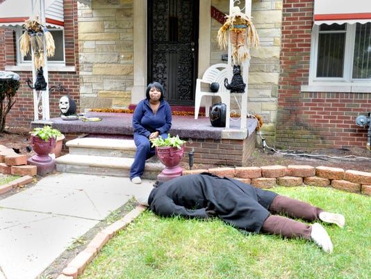 Halloween Prank-Police