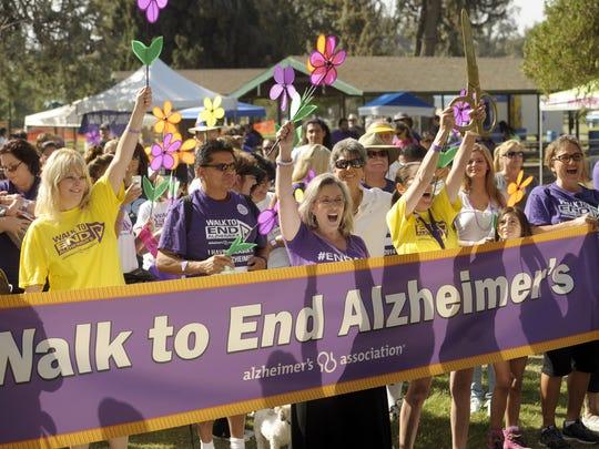 The Coachella Valley's 2015 Walk to End Alzheimer's