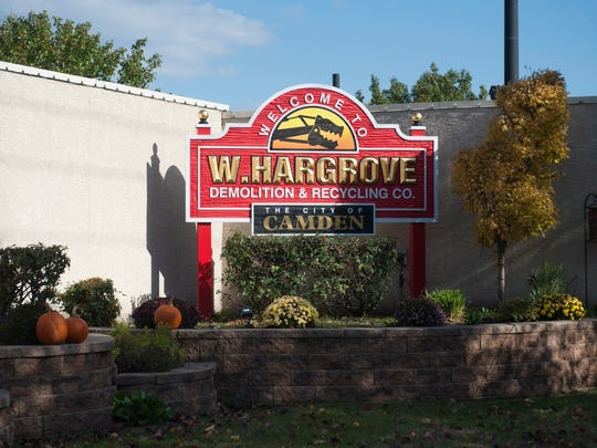 The W. Hargrove facility on State St. in Camden. Friday, November 13, 2015.