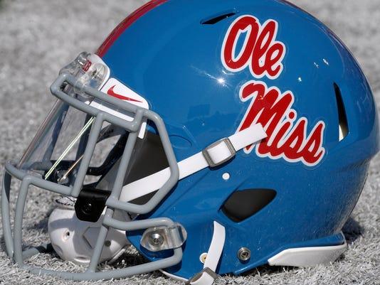 NCAA Football: Mississippi at Memphis
