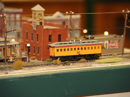 All Aboard! Model Railroad Christmas returns to Sequoia Mall