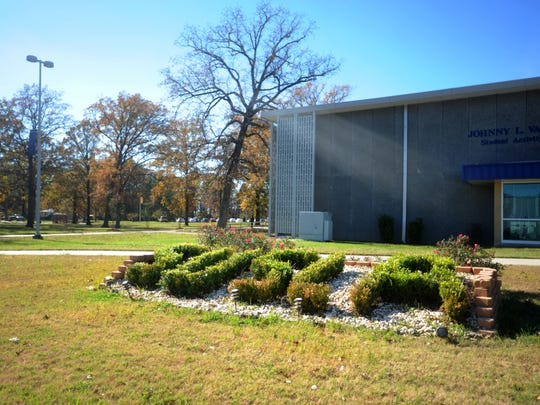Southern University's Shreveport campus in located