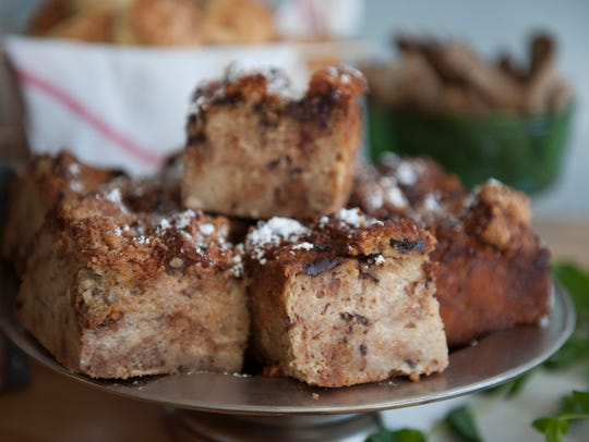 Leftover bread and muffins can be transformed into