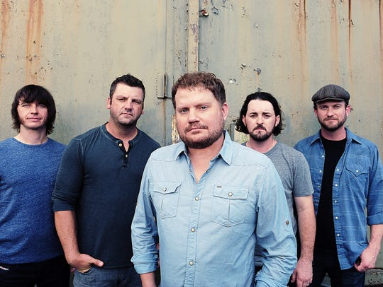 The Randy Rogers Band will be at the Gillioz Theatre