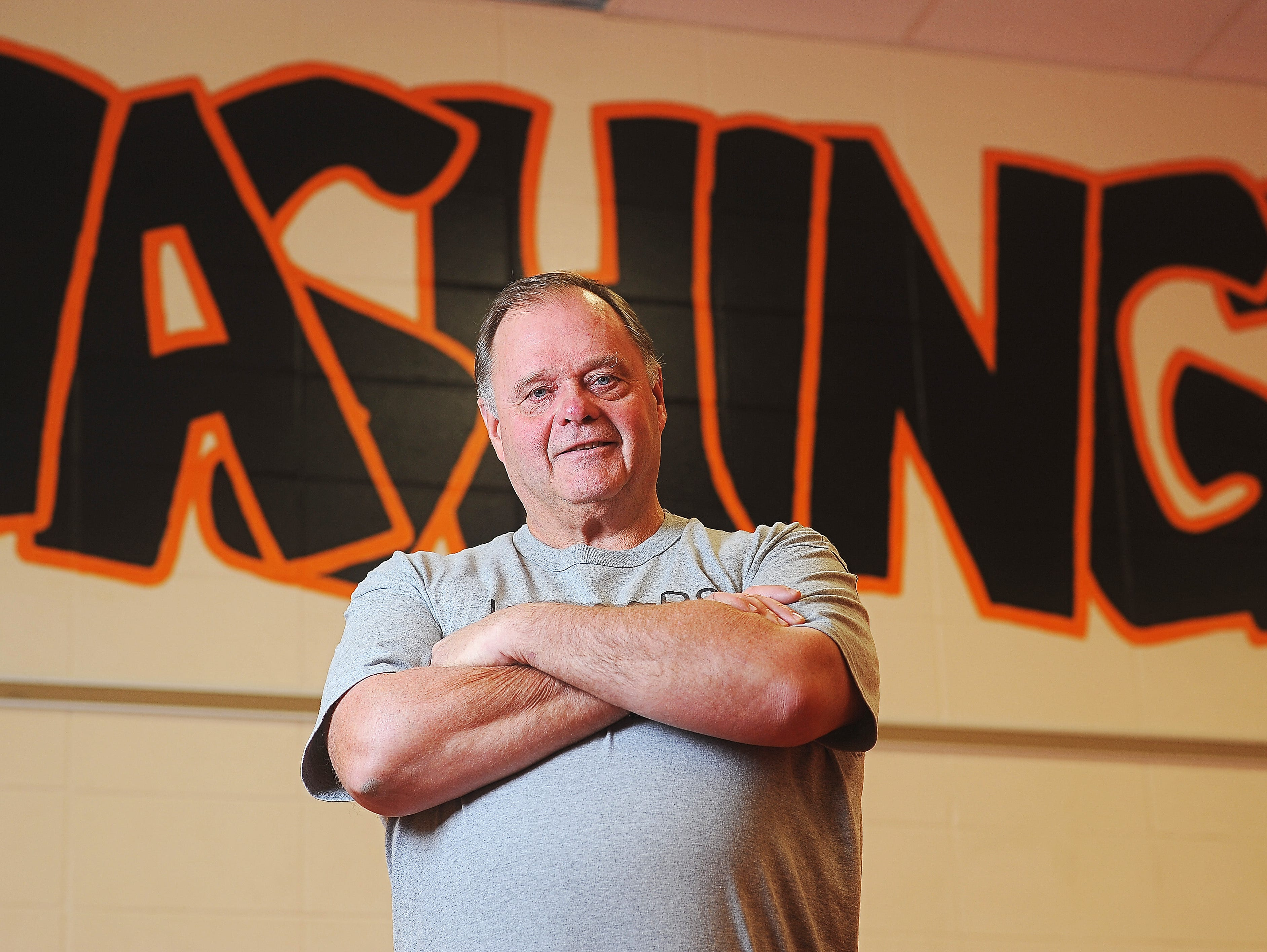 Marc Murren is retiring as the Washington High School wrestling coach this year but he will keep teaching for one more year