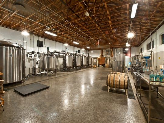 Wicked Dolphin is the No. 1 craft rum distillery in the United States according to USA Today.
