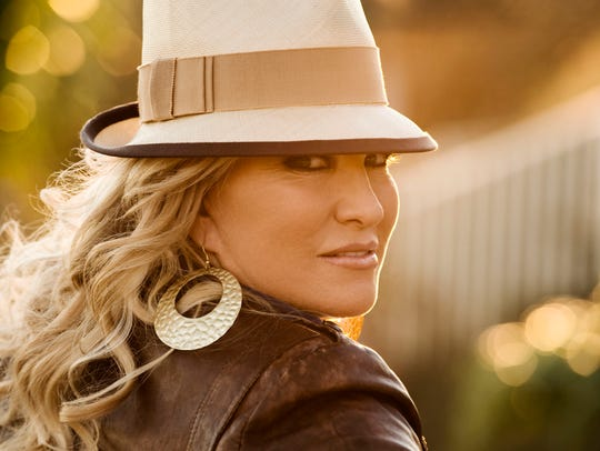 "Country singer Tanya Tucker brings such hits as ""Delta"