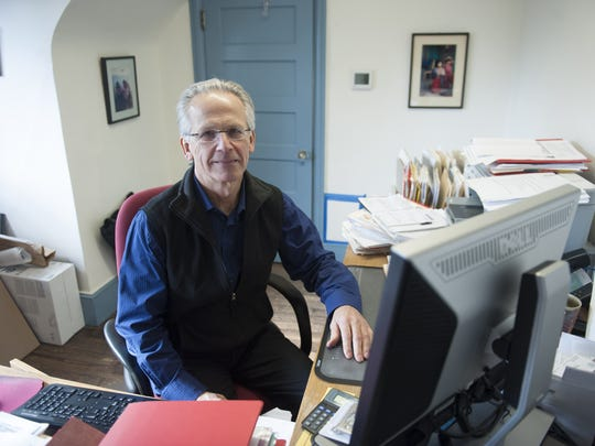 Alan Willoughby has been director of Perkins Center for the Arts for 25 years. He is leaving the organization, and will be seceded by Karen Chigounis.