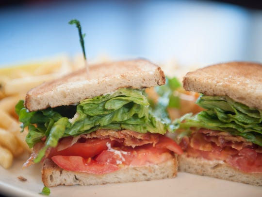 A BLT is a diner standard at Kettle & Grille in Marlton.