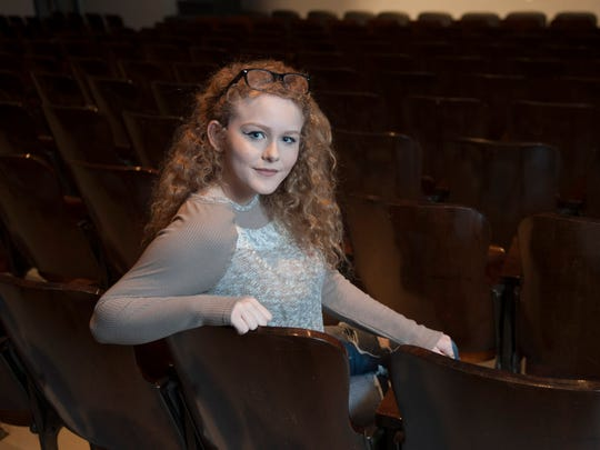 Moorestown Friends student Meredith Aristone wrote and co-directed a short film called Psychidyllic, which was screened at the 19th Annual Playhouse West Film Festival in Hollywood, Calif., on Feb. 12. Thursday, March 3, 2016.