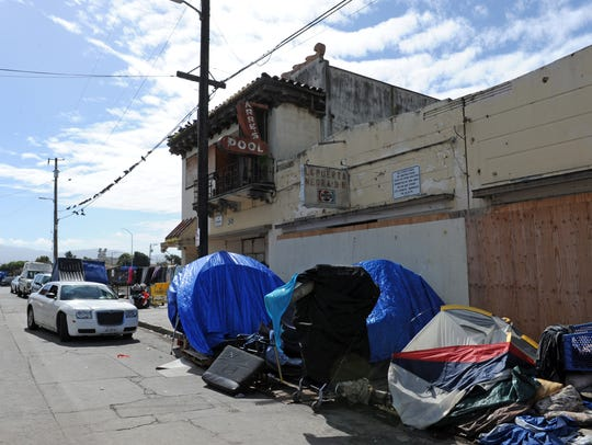 Several of the hepatitis A cases in Monterey County this year involved people who live in the Chinatown area.