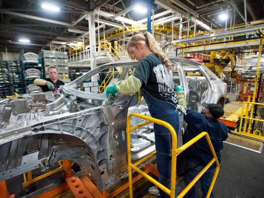 GM will idle five plants next year, including Detroit-Hamtramck and Warren Transmission, and initiate salaried layoffs in a plan to save $6 billion.