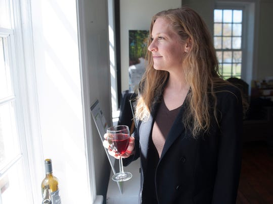 Visit South Jersey, led by Devon Perry, will host a wine tasting at Hopkins House as part of the #SJShowUs exhibit and the #SJArtsOpen regional toast to the arts.