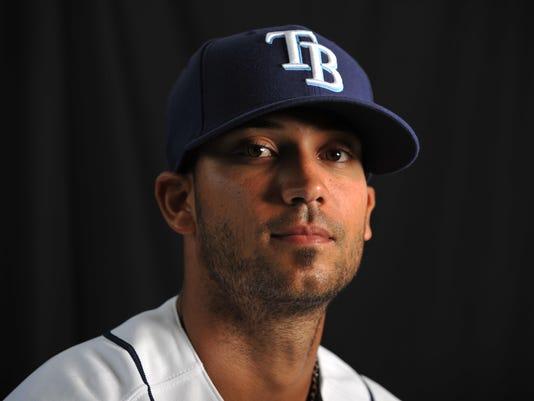MLB: Tampa Bay Rays-Photo Day