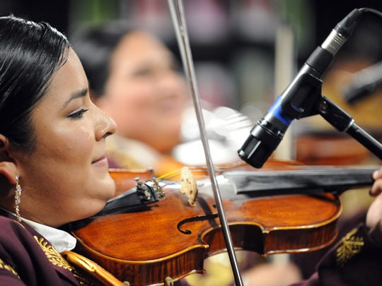 The Alisal Center for the Fine Arts (ACFA) presented a free program of Latin jazz, salsa, and mariachi on Sunday, May 22nd, including performances from acclaimed Texas State University groups Salsa del Río and Mariachi Nueva Generación.