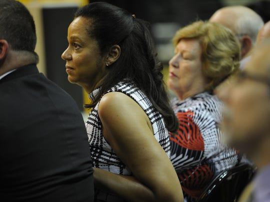 New Vanderbilt women's basketball associate coach Carolyn