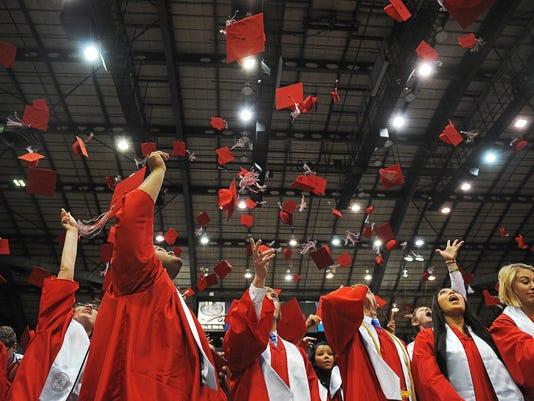 Sioux Falls Public High School Graduation