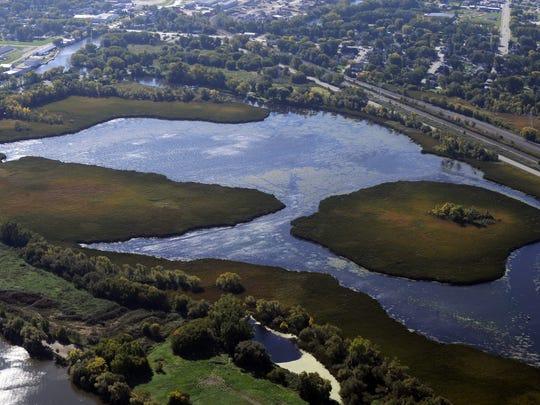 Supple's Marsh.
