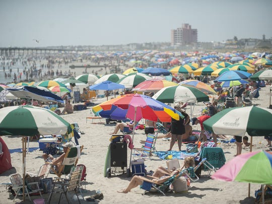 Ocean City is a perennial favorite for beach-goers, especially families.