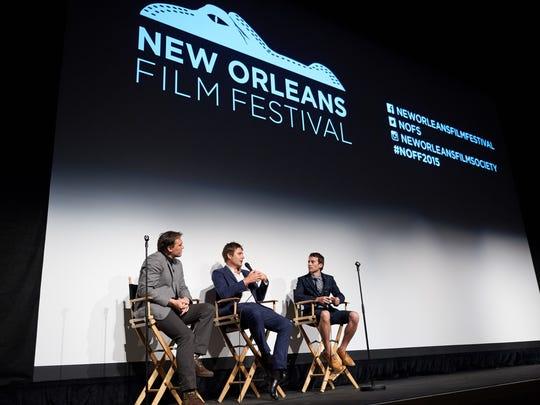 New Orleans Film Festival hosts screenings, filmmakers