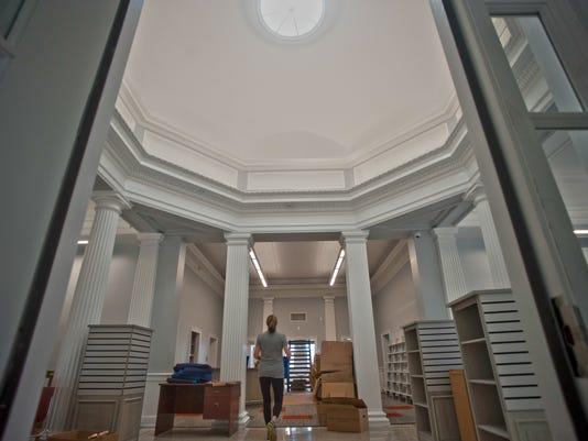 Haddonfield Library