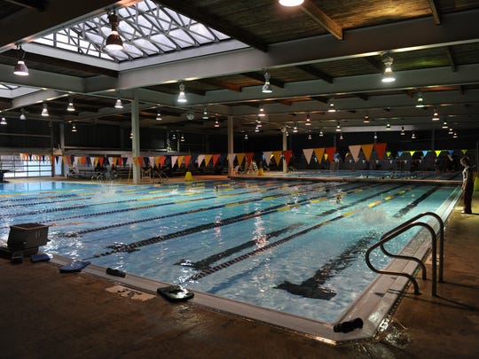 Lloyd Pool opened in 1975 and is still utilized by the general public,