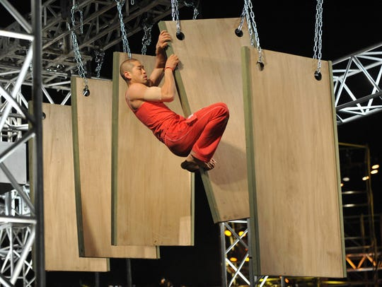 Japan's 'Sasuke,' aka the original 'Ninja Warrior,'