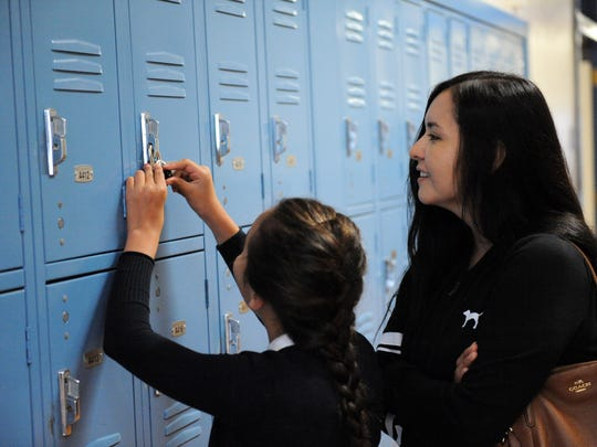 Wednesday, August 3rd, 2016 is the first day back to school for over 1200 students and staff at Washington Middle School, part of the Salinas Union High School District in Salinas, CA.