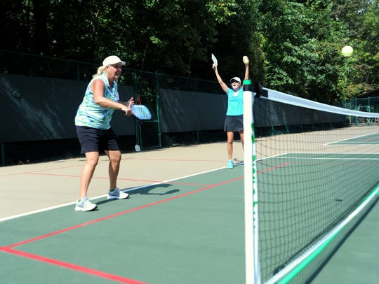 The Suncoast Pickleball Boot Camp at the Montreat Conference