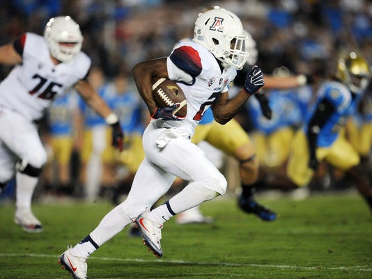 NCAA Football: Arizona at UCLA